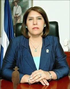 Ana Julia Guido Ochoa - Fiscal General de la República