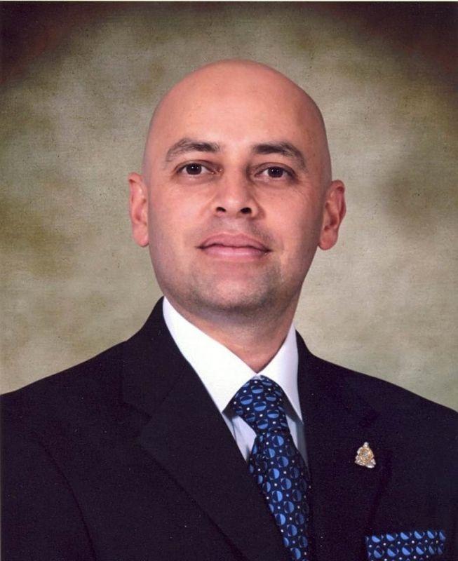 Oscar Fernando Chinchilla - Fiscal General de la República