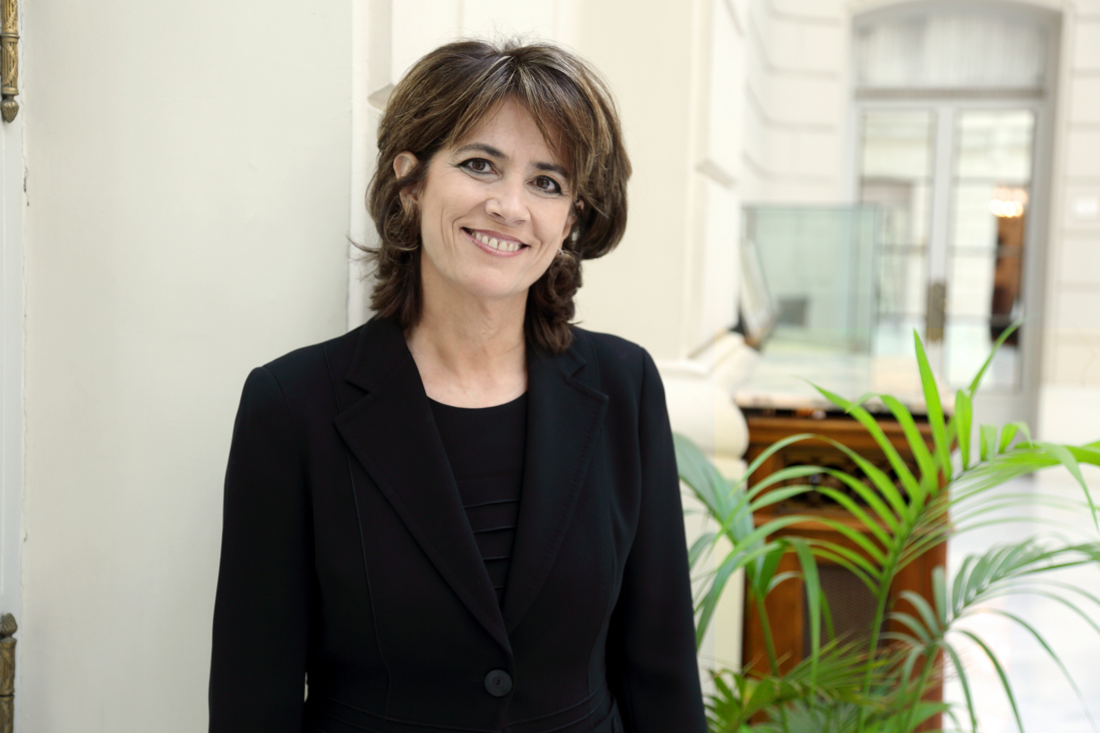 Dolores Delgado - Fiscal General del Estado
