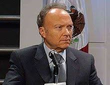 Doctor Alejandro Gertz Manero - Fiscal General de la República