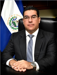 Raúl Ernesto Melara Morán - Fiscal General
