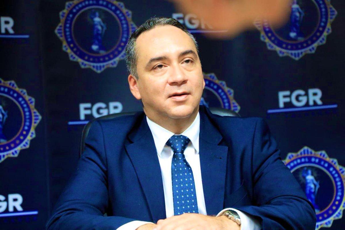 Rodolfo Antonio Delgado Montes- Fiscal General