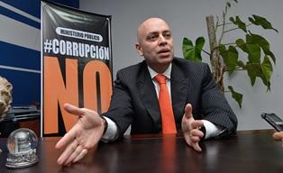 Fiscal General de Honduras reafirma que MP continuará de frente lucha contra estructuras financieras de la extorsión tras Operación Avalancha