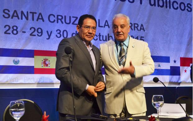 Bolivia presidirá la AIAMP durante los próximos dos años.