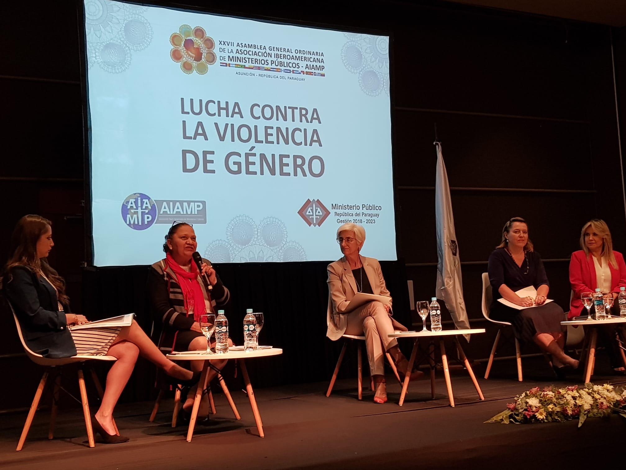 Seminario ¨Lucha contra la violencia de Género¨