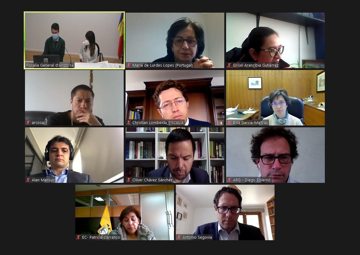 I Encuentro Grupo de Trabajo sobre Autonomía e Independencia de los Ministerios Públicos