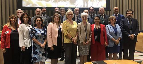 Los Sistemas de Justicia Iberoamericanos elaboran un Comunicado Conjunto reafirmando su apoyo a la Agenda 2030