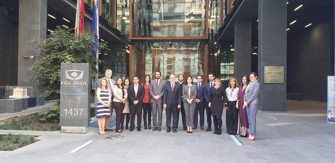 Comienzo del III Encuentro del Grupo de Trabajo de Cooperación Internacional