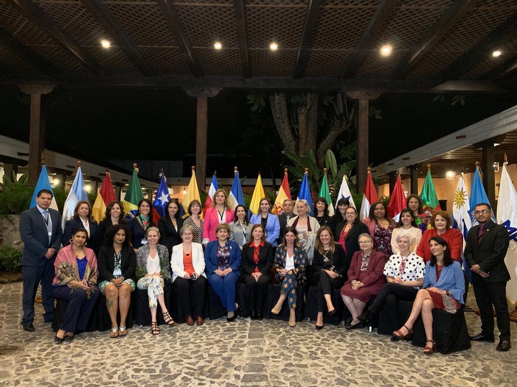 Celebración del III Taller de la Red especializada en Temas de Género