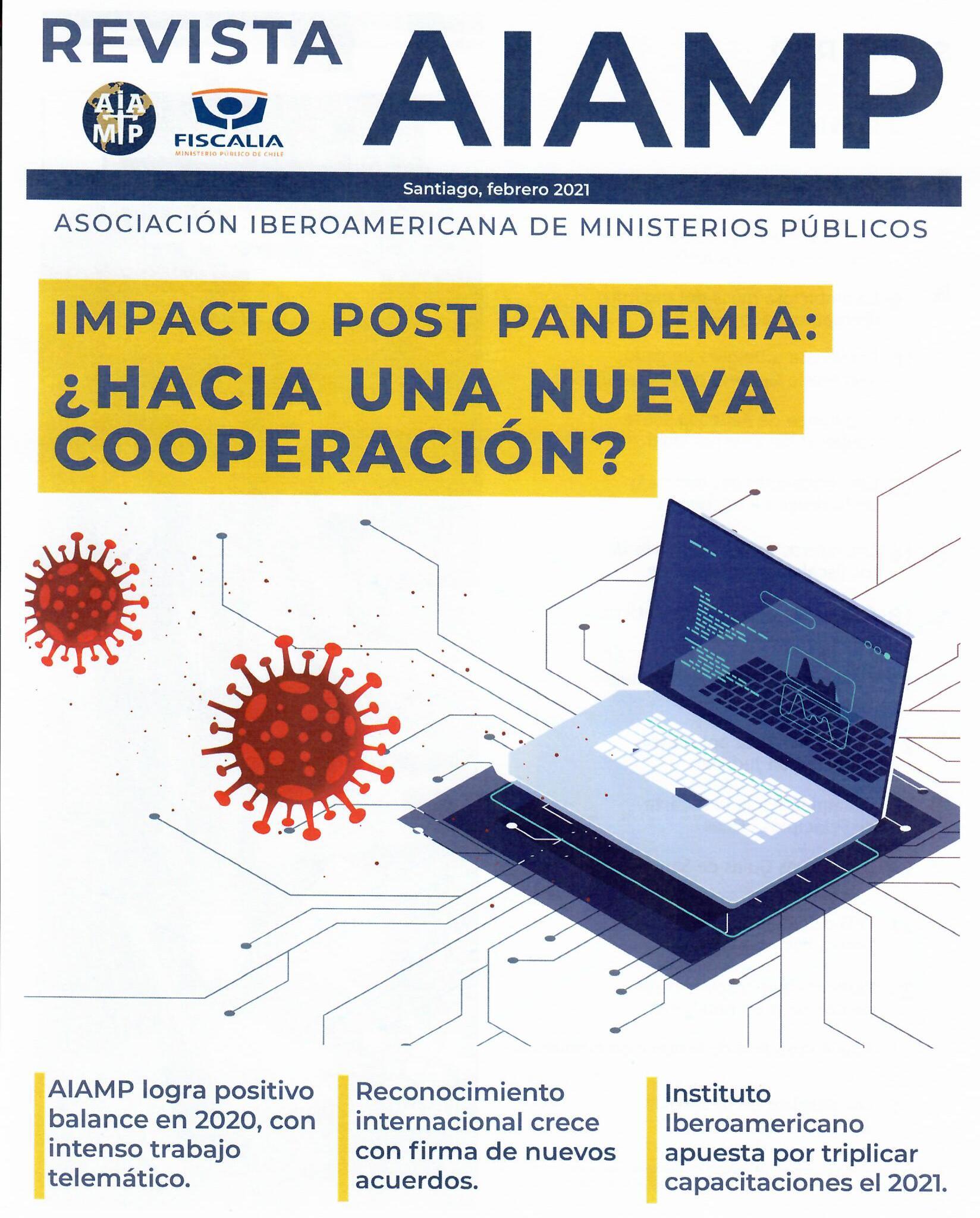 Revista AIAMP - febrero 2021
